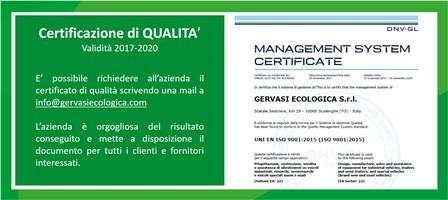 certificazione_qualità_gervasiecologica