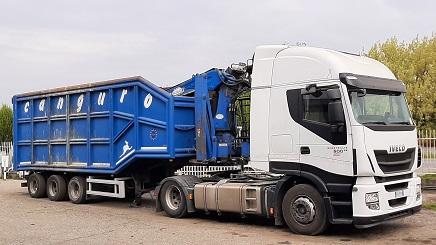 camion usato in pronta consegna