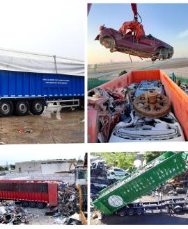 RecycleWeek scrap metal recycling trailers